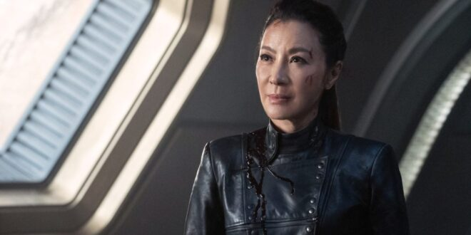"Star Trek: Discovery season 3, episode 2 review: ""The closest thing to a Trek/Wars crossover we're ever going to see"""